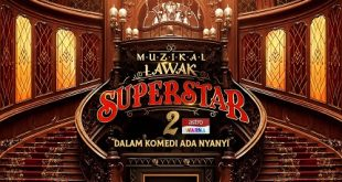 Muzikal Lawak Superstar 2 Episod 11 Live Malay Drama HD